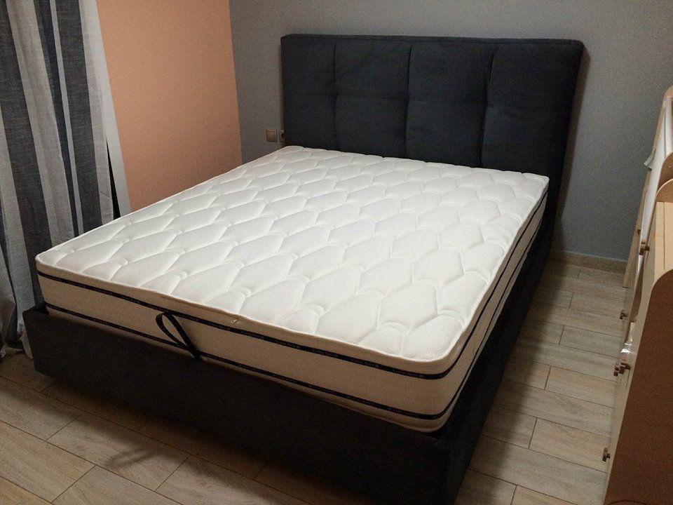 Κατασκευή - κρεβάτι διπλό